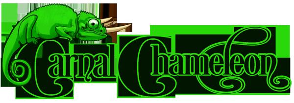 Carnal Chameleon Logo