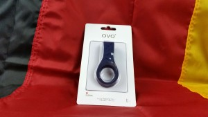 Ovo B4 Cock Ring In Package